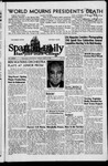 Spartan Daily, April 13, 1945 by San Jose State University, School of Journalism and Mass Communications