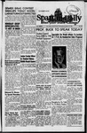 Spartan Daily, April 25, 1945 by San Jose State University, School of Journalism and Mass Communications