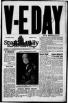 Spartan Daily, May 8, 1945 by San Jose State University, School of Journalism and Mass Communications