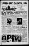 Spartan Daily, May 25, 1945
