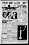 Spartan Daily, June 1, 1945 by San Jose State University, School of Journalism and Mass Communications