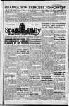 Spartan Daily, June 21, 1945 by San Jose State University, School of Journalism and Mass Communications