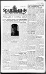 Spartan Daily, October 11, 1945 by San Jose State University, School of Journalism and Mass Communications