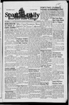 Spartan Daily, October 15, 1945 by San Jose State University, School of Journalism and Mass Communications