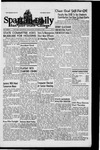 Spartan Daily, October 24, 1945 by San Jose State University, School of Journalism and Mass Communications