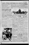 Spartan Daily, November 1, 1945 by San Jose State University, School of Journalism and Mass Communications