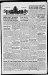 Spartan Daily, November 6, 1945 by San Jose State University, School of Journalism and Mass Communications