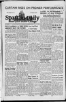 Spartan Daily, November 8, 1945 by San Jose State University, School of Journalism and Mass Communications