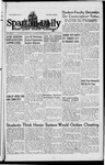 Spartan Daily, November 20, 1945 by San Jose State University, School of Journalism and Mass Communications
