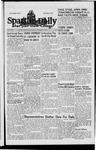 Spartan Daily, November 27, 1945