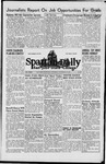 Spartan Daily, November 29, 1945 by San Jose State University, School of Journalism and Mass Communications