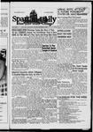 Spartan Daily, December 3, 1945
