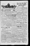 Spartan Daily, December 4, 1945 by San Jose State University, School of Journalism and Mass Communications