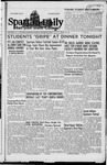 Spartan Daily, December 10, 1945 by San Jose State University, School of Journalism and Mass Communications