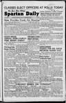 Spartan Daily, February 15, 1946 by San Jose State University, School of Journalism and Mass Communications