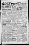 Spartan Daily, February 19, 1946 by San Jose State University, School of Journalism and Mass Communications