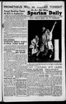 Spartan Daily, February 21, 1946 by San Jose State University, School of Journalism and Mass Communications