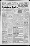 Spartan Daily, May 3, 1946