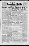 Spartan Daily, October 11, 1946 by San Jose State University, School of Journalism and Mass Communications