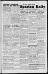 Spartan Daily, October 14, 1946 by San Jose State University, School of Journalism and Mass Communications