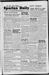 Spartan Daily, October 15, 1946 by San Jose State University, School of Journalism and Mass Communications