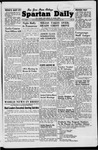 Spartan Daily, October 16, 1946 by San Jose State University, School of Journalism and Mass Communications