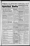 Spartan Daily, October 21, 1946 by San Jose State University, School of Journalism and Mass Communications