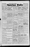 Spartan Daily, October 24, 1946 by San Jose State University, School of Journalism and Mass Communications