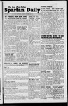 Spartan Daily, October 29, 1946 by San Jose State University, School of Journalism and Mass Communications