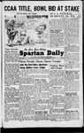 Spartan Daily, November 22, 1946 by San Jose State University, School of Journalism and Mass Communications