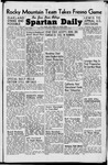 Spartan Daily, December 5, 1946 by San Jose State University, School of Journalism and Mass Communications