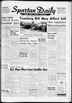 Spartan Daily, January 9, 1959 by San Jose State University, School of Journalism and Mass Communications