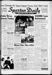Spartan Daily, January 13, 1959 by San Jose State University, School of Journalism and Mass Communications