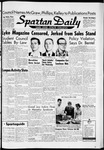 Spartan Daily, January 15, 1959 by San Jose State University, School of Journalism and Mass Communications