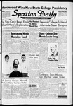 Spartan Daily, January 16, 1959 by San Jose State University, School of Journalism and Mass Communications