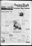 Spartan Daily, January 20, 1959 by San Jose State University, School of Journalism and Mass Communications