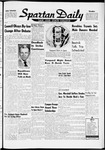 Spartan Daily, February 19, 1959 by San Jose State University, School of Journalism and Mass Communications