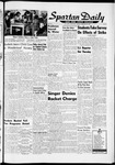 Spartan Daily, February 24, 1959 by San Jose State University, School of Journalism and Mass Communications