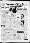 Spartan Daily, February 26, 1959 by San Jose State University, School of Journalism and Mass Communications