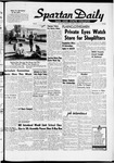 Spartan Daily, March 9, 1959 by San Jose State University, School of Journalism and Mass Communications