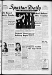 Spartan Daily, March 11, 1959 by San Jose State University, School of Journalism and Mass Communications