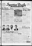 Spartan Daily, March 12, 1959 by San Jose State University, School of Journalism and Mass Communications