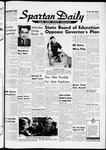 Spartan Daily, March 16, 1959 by San Jose State University, School of Journalism and Mass Communications