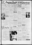 Spartan Daily, March 17, 1959 by San Jose State University, School of Journalism and Mass Communications