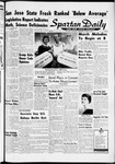 Spartan Daily, March 18, 1959 by San Jose State University, School of Journalism and Mass Communications