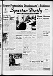 Spartan Daily, March 19, 1959 by San Jose State University, School of Journalism and Mass Communications