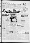 Spartan Daily, April 7, 1959 by San Jose State University, School of Journalism and Mass Communications