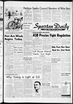 Spartan Daily, April 13, 1959 by San Jose State University, School of Journalism and Mass Communications