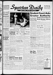 Spartan Daily, April 15, 1959