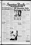 Spartan Daily, April 16, 1959 by San Jose State University, School of Journalism and Mass Communications
